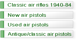 Classic air rifles 1940-84