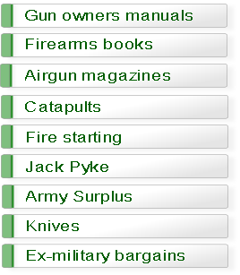 Airgun magazines